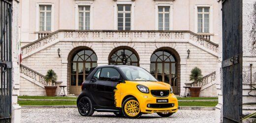 Final Collector's Edition #21: una Smart da oltre cinquantamila euro