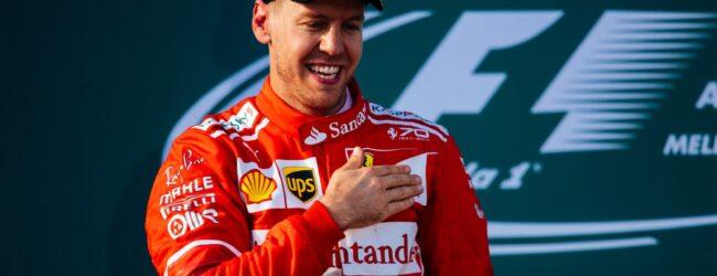 Sebastian Vettel lascerà la Ferrari al termine della stagione