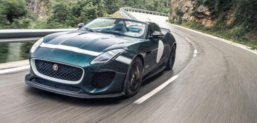 Jaguar F-Type Project 7: semplicemente eccezionale