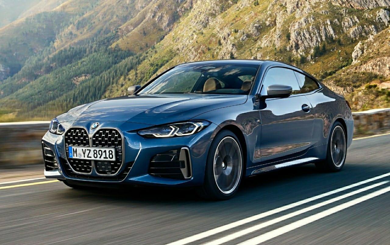 La BMW Serie 4 cambia volto e fa discutere