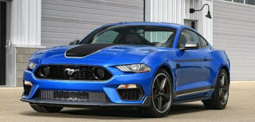 Ford Mustang Mach 1: la leggenda è tornata