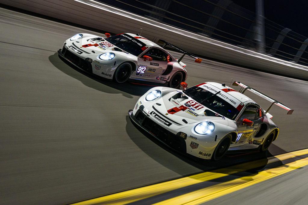 Porsche dice addio all'IMSA, quale futuro per la GTLM?