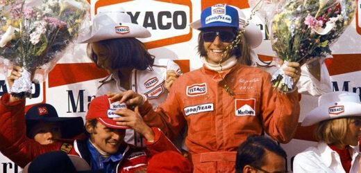 """Fittipaldi, """"O Rey"""" della Formula 1"""