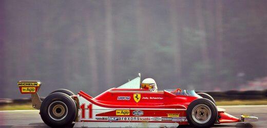 Scheckter, l'orso che diventò Cavallino