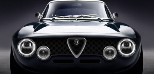 Alfa Romeo Giulia GT, la rinascita di un mito