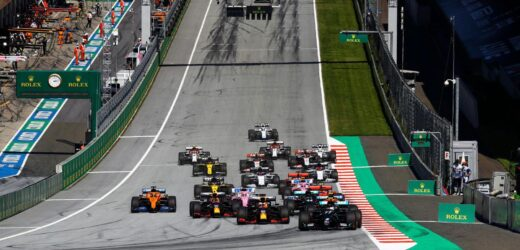 Gran Premio d'Austria: le pagelle