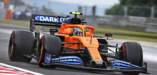 Analisi GP d'Ungheria: McLaren Racing