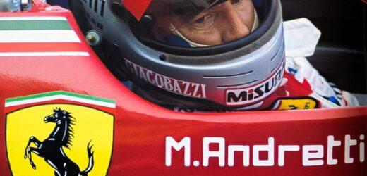 Mario Andretti, i sogni son desideri