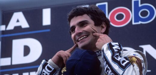 Nelson Piquet, un irriverente guascone
