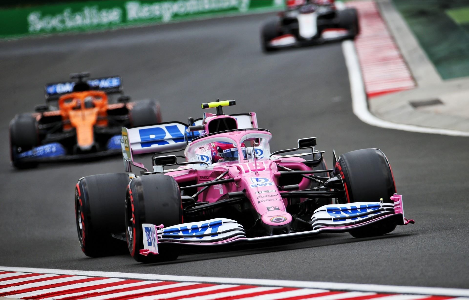 Analisi GP d'Ungheria, BWT Racing Point F1 Team