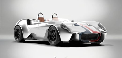 Jannarelly Design-1, una roadster dall'anima racing