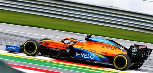 Analisi GP d'Austria: McLaren Racing