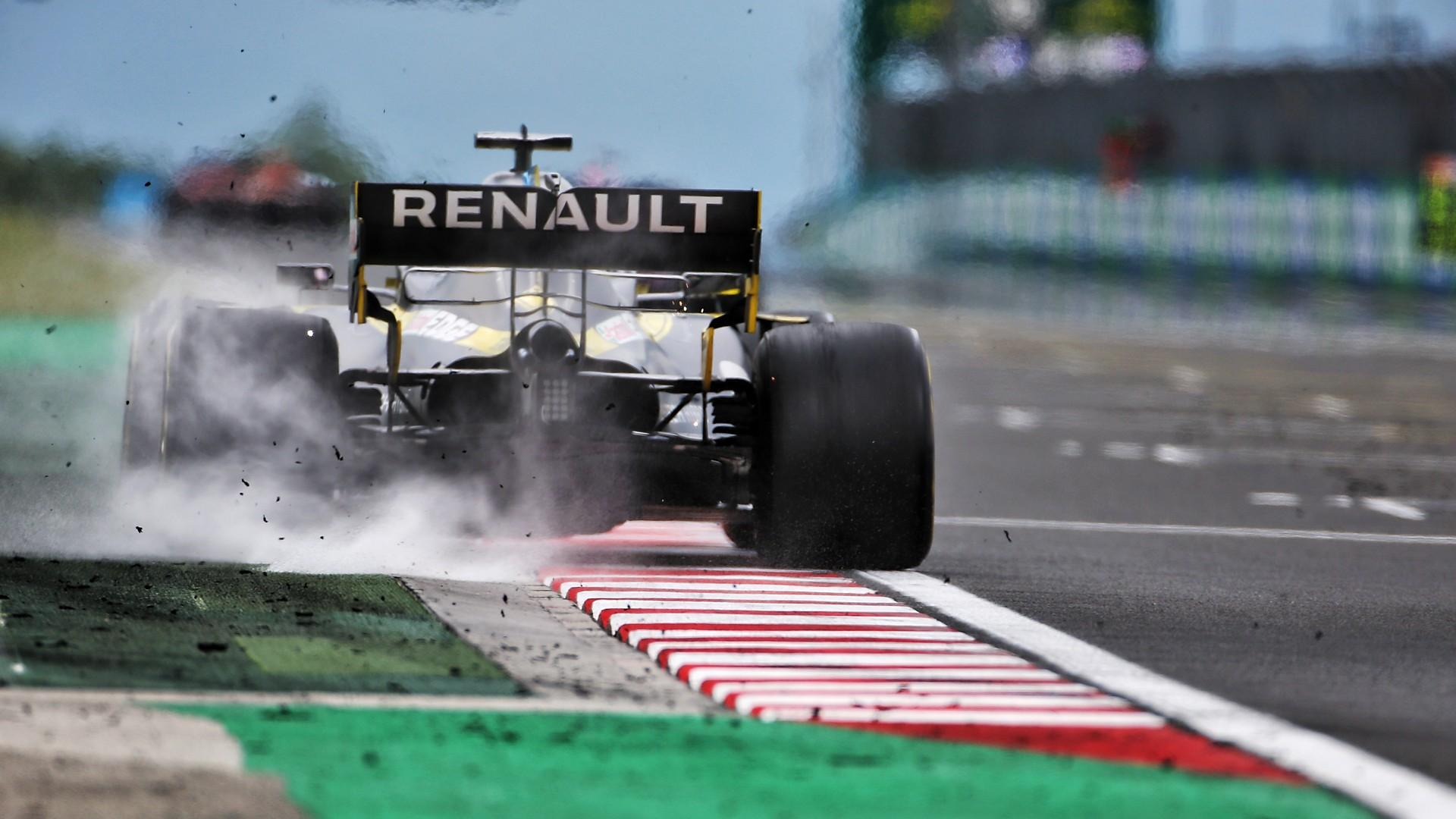 Analisi GP d'Ungheria: Renault F1 Team