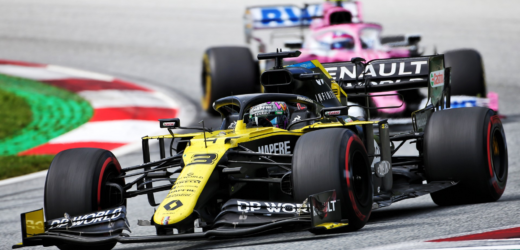 Analisi GP di Stiria: Renault F1 Team