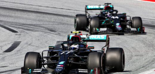 Analisi GP d'Austria: Mercedes-AMG Petronas