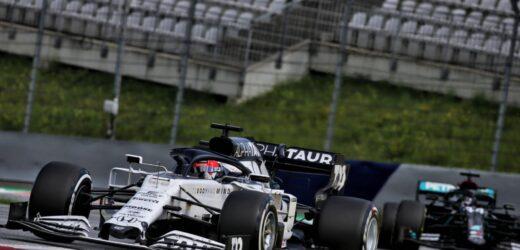 Analisi GP di Stiria: AlphaTauri Honda