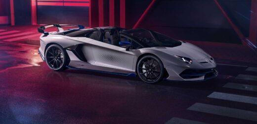 Lamborghini Aventador SVJ Xago Edition: la quintessenza dell'esclusività