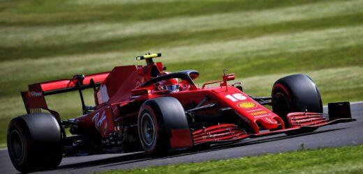Analisi GP di Gran Bretagna: Scuderia Ferrari