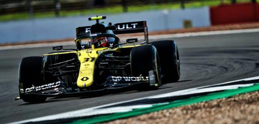 Analisi GP di Gran Bretagna: Renault F1 Team