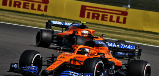 Analisi GP Gran Bretagna: McLaren Racing