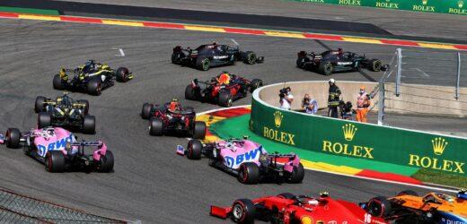 Gran Premio del Belgio: le pagelle