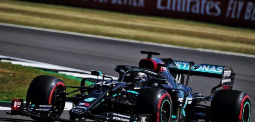 Analisi GP del 70° anniversario: Mercedes-AMG Petronas