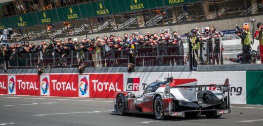 24 Ore di Le Mans, Toyota fa tripletta