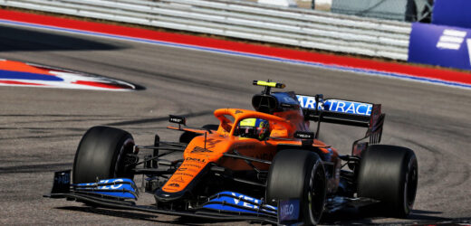 Analisi GP di Russia: McLaren Racing