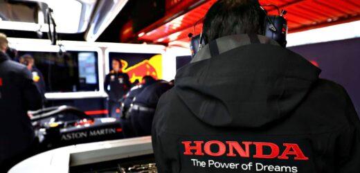 Honda shock: lascia la Formula 1