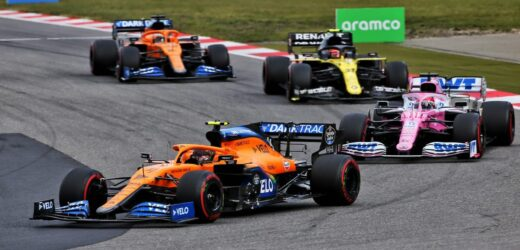 Analisi GP dell'Eifel: McLaren Racing