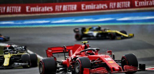 Analisi GP dell'Eifel: Scuderia Ferrari