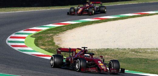 Ferrari, l'immobilismo è solo di facciata?