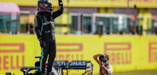 Lewis Hamilton: cronistoria di un fenomeno