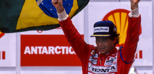 Ayrton Senna: cronistoria di un fenomeno