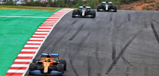 Analisi GP del Portogallo: McLaren Racing
