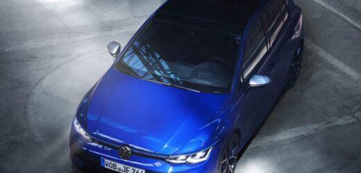 Nuova Volkswagen Golf VIII R: evoluzione iconica
