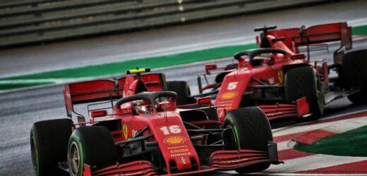 Analisi GP di Turchia: Scuderia Ferrari
