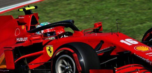 Analisi GP dell'Emilia-Romagna: Scuderia Ferrari