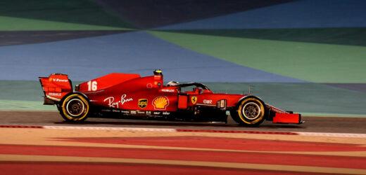 La Scuderia Ferrari rinnova la propria partnership conShell