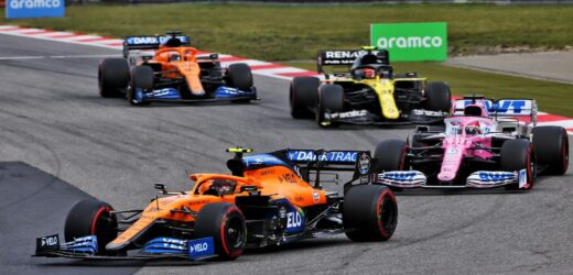 Obiettivo podio per Renault, McLaren e Racing Point