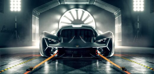 Lamborghini Terzo Millennio: il futuro è adesso