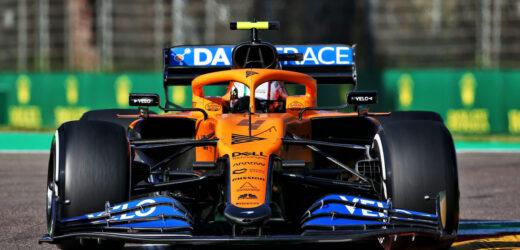 Analisi GP dell'Emilia-Romagna: McLaren Racing