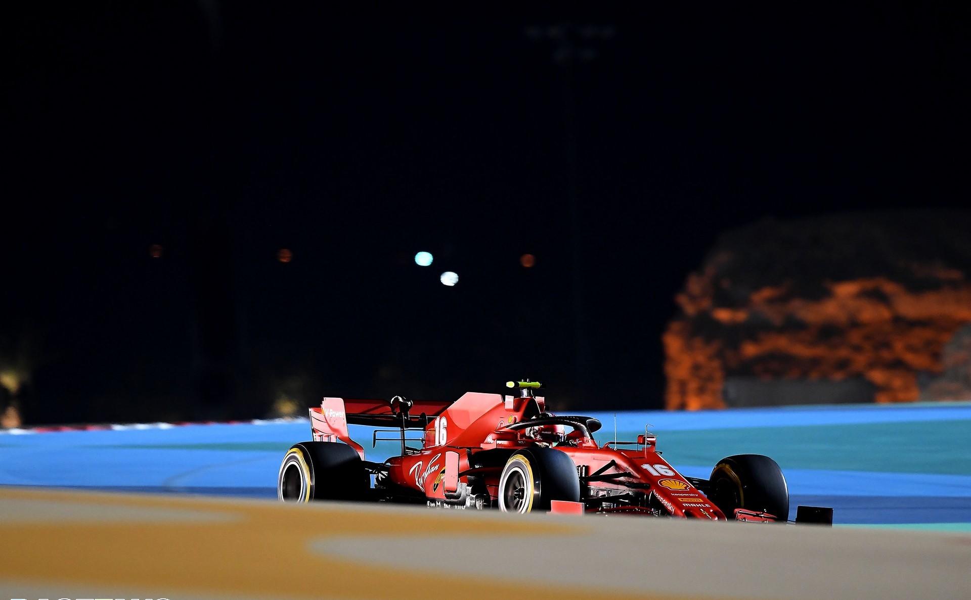 Analisi GP del Bahrain: Scuderia Ferrari