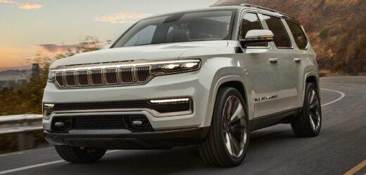 Jeep Grand Wagoneer: ritorno al futuro