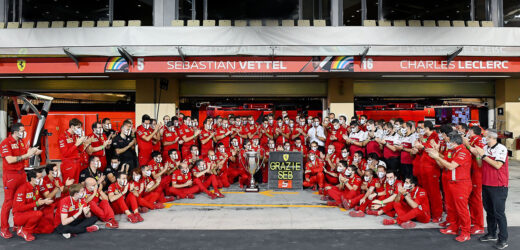 Analisi GP di Abu Dhabi: Scuderia Ferrari