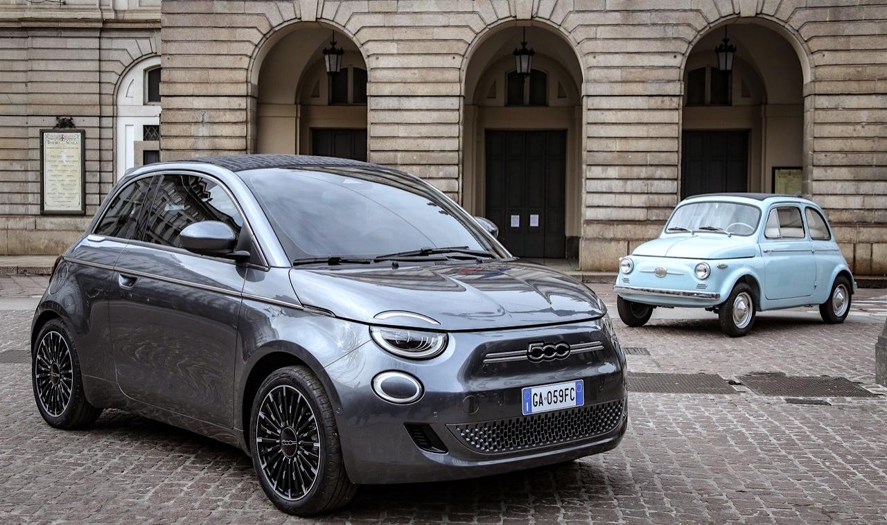 Fiat 500e: le nostre prime impressioni di guida