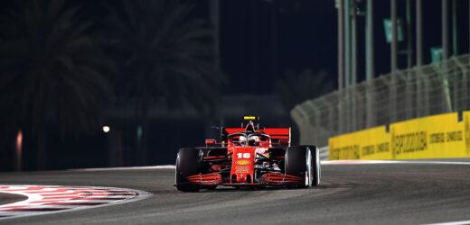 Ferrari e quel rake che sa tanto di 2021