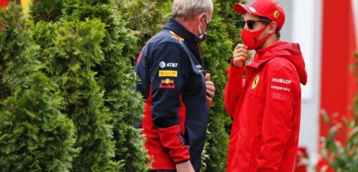 Rimpianto Vettel per Red Bull? Helmut Marko riflette