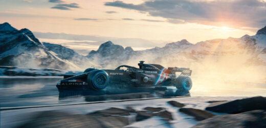 Alpine F1 Team svela la nuova livrea provvisoria