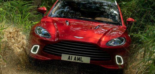 Aston Martin DBX: il SUV che non lascia nulla alcaso
